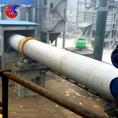 PLC Calcination Rotary Active Lime Production Line