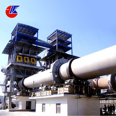 Industrial Sponge Iron Rotary Kiln Direct Reduced Iron Plant