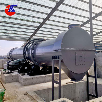 Grain Corn Wheat Drum Cylinder Iron Ore Dryer