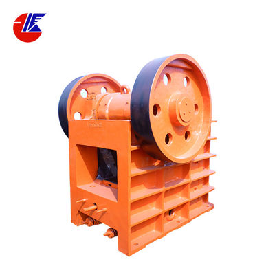 180T/H Impact Stone Mining Crusher Machine With Motor Drives Belt